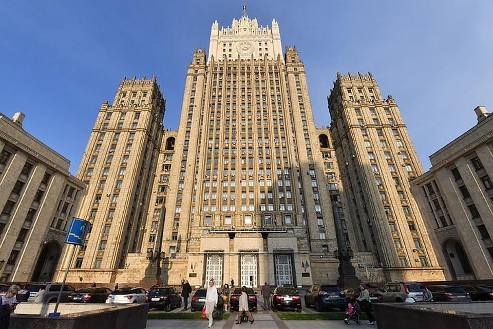 Посол Болгарии в Москве Атанас Крыстин в понедельник был вызван в МИД РФ в связи с высылкой сотрудников российского торгпредства из Софии