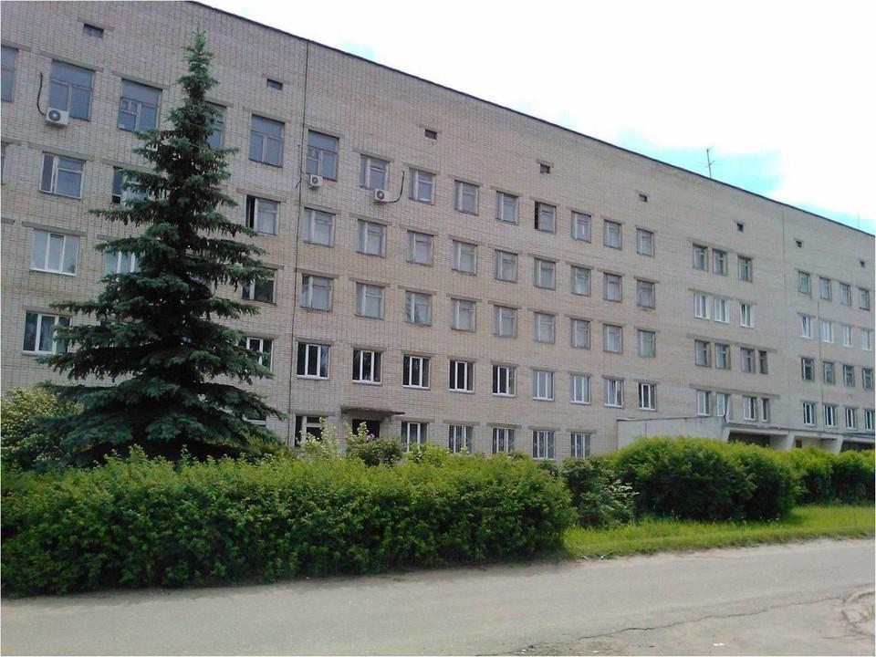 Сосновская ЦРБ