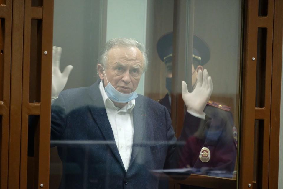 Соколов в суде выдвинул версию, что у Анастасии якобы был роман на стороне