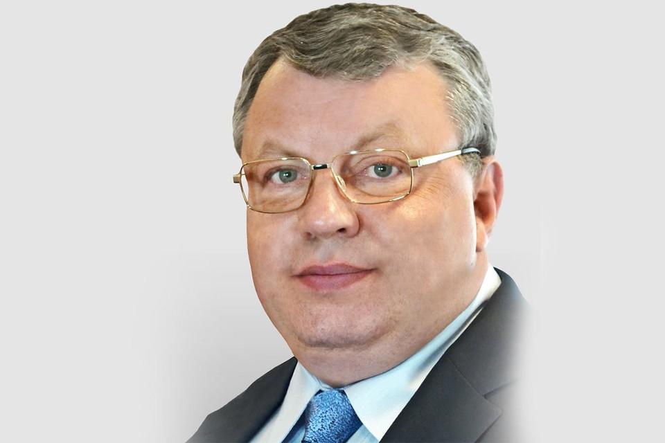 Бизнесмен Герман Лиллевяли.