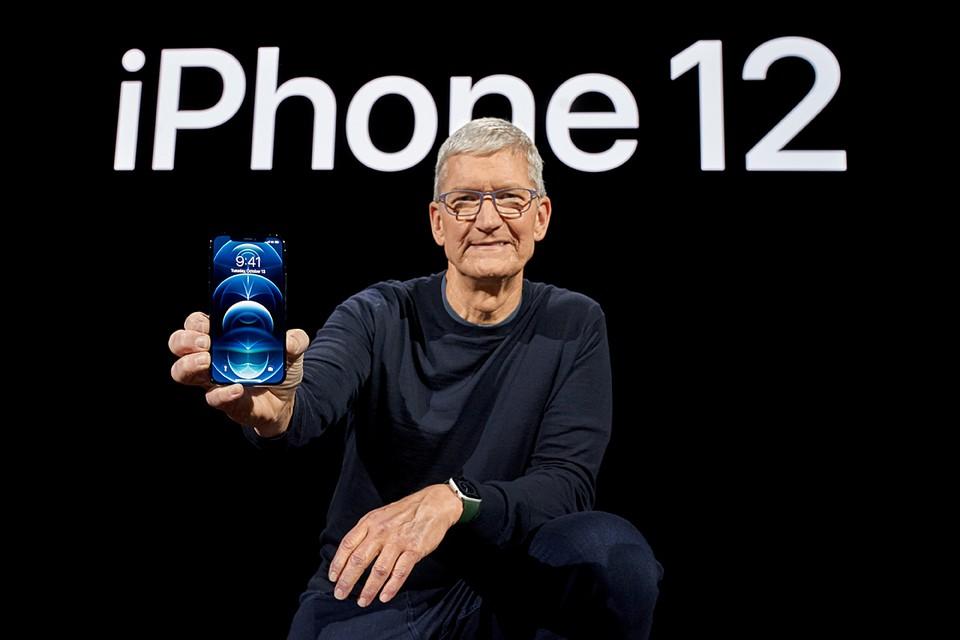 Главной фишкой презентации стало то, что все смартфоны теперь поддерживают сети 5G