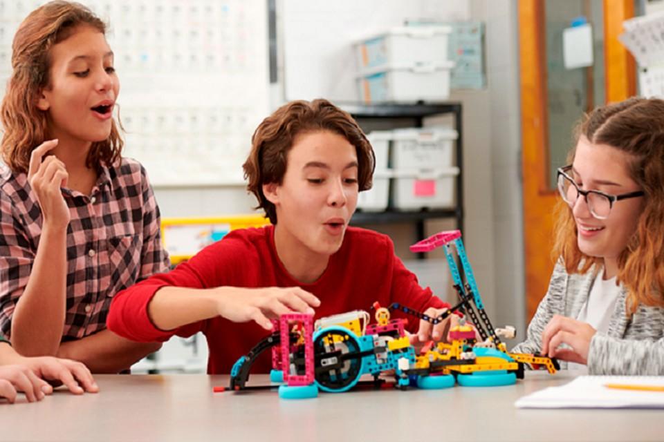 Фото LEGO Education