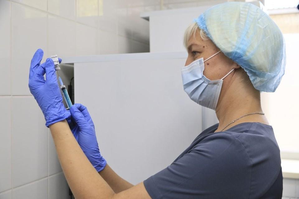 Вакцина уже прошла испытание на добровольцах.