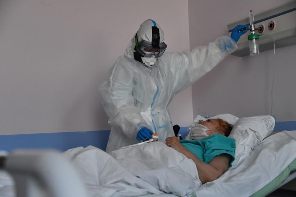 Женщине отказали в госпитализации уже в больнице, ей пришлось ехать домой и лечиться дома.