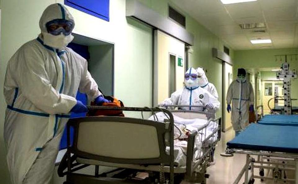 Количество свободных коек в больницах в Томской области постоянно уменьшается
