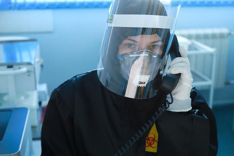 Новые случаи заражения коронавирусом в Красноярске и крае на 16 октября 2020 года