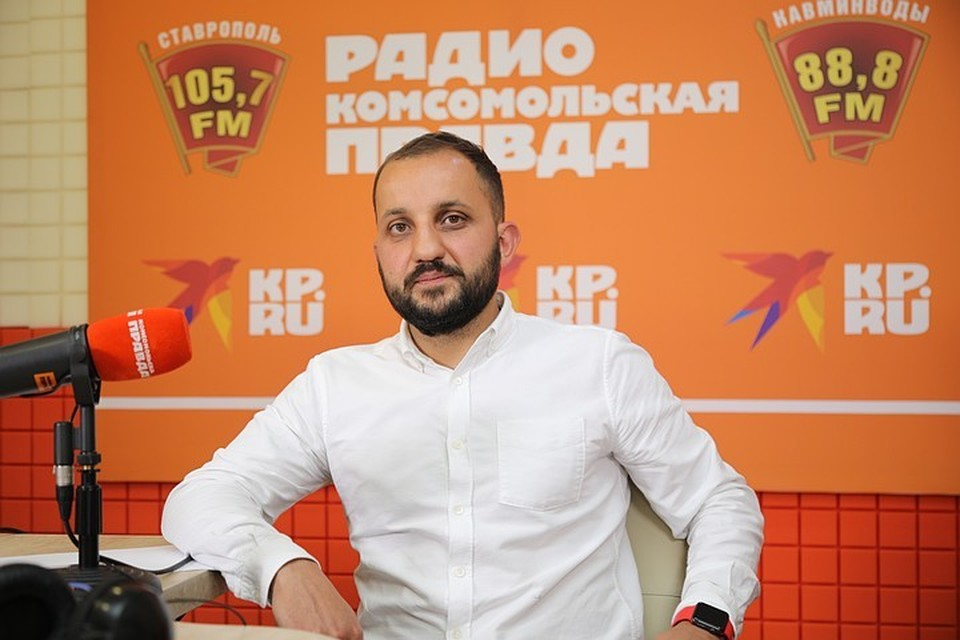 Врач травматолог-ортопед СККБ Александр Хералов