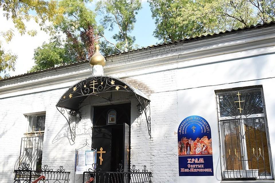 Храм Жен-мироносиц находится напротив политеха Фото: Сергей Мельников/архив КП