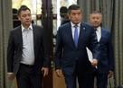Борьба с коррупцией, ревизия кредитов: какие еще обещания дал премьер Кыргызстана