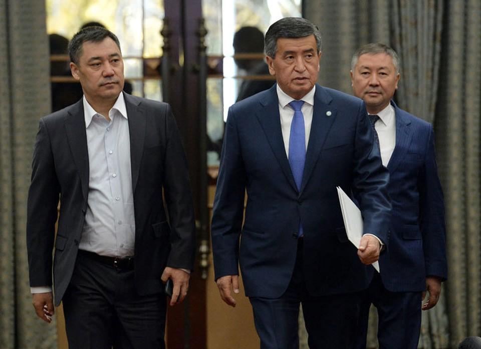 И.о. президента и премьер-министр республики рассказал об ошибках прежней власти и о том, какие задачи ставит перед собой.