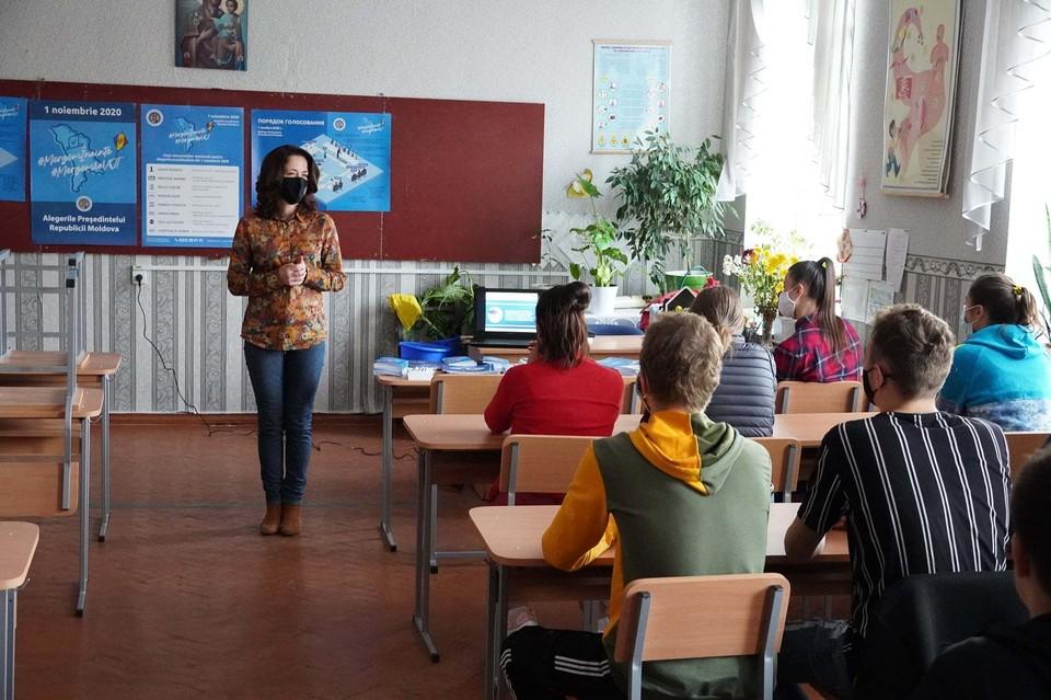Очередные президентские выборы в Молдове состоятся 1 ноября 2020 года. Фото: ЦИК