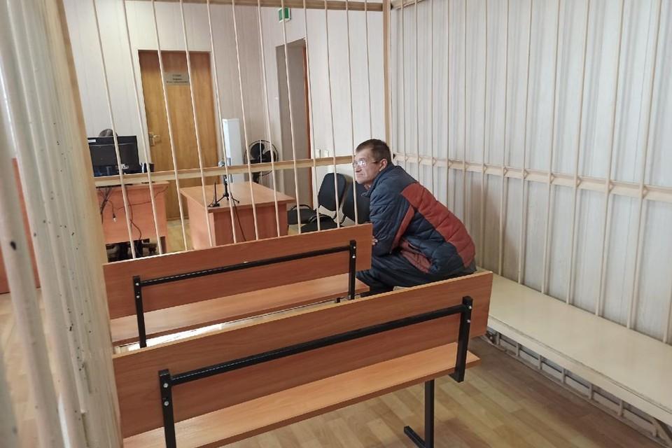 Андрея Аблизина взяли под арест.