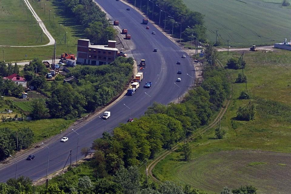 Кубань до 2025 года отремонтирует и построит более 17 км региональных трасс. Фото: пресс-служба правительства Краснодарского края.