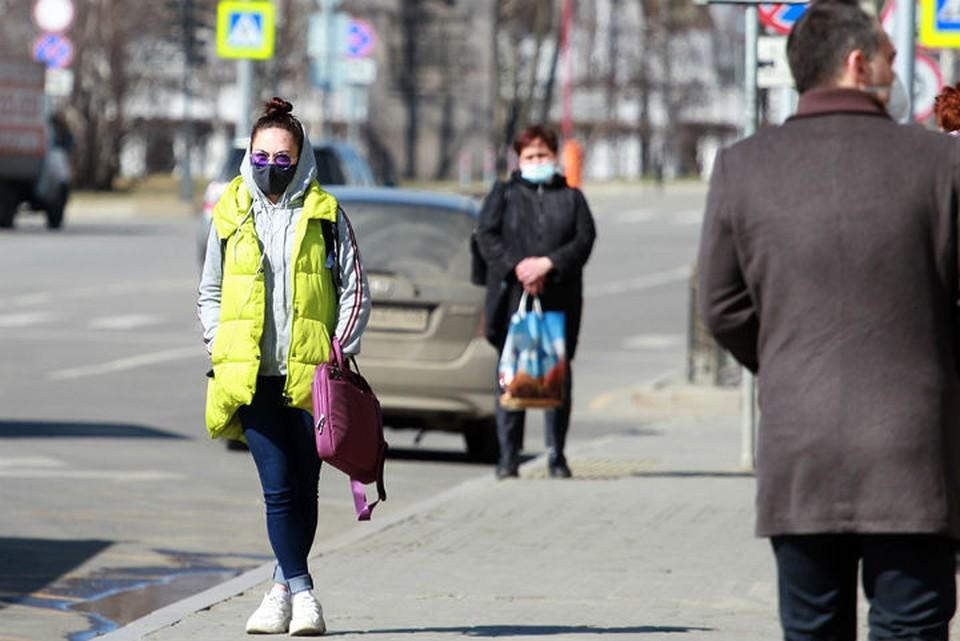 С начала пандемии коронавируса, жители Иркутской области получили штрафы на 3,6 миллиона рублей