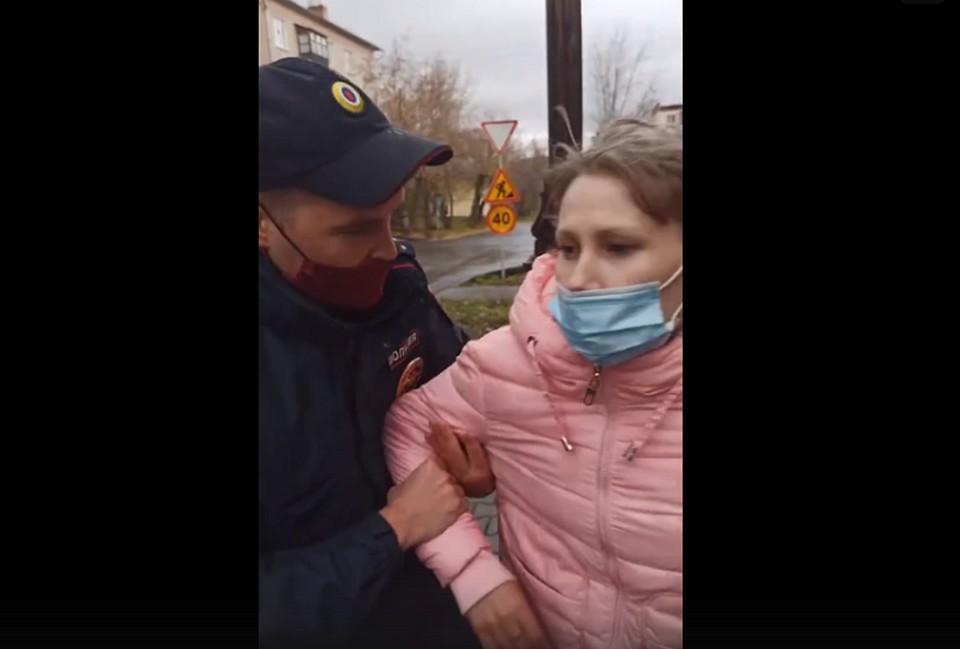 """Фото: скриншот с видео """"Говорит Каменск-Уральский"""""""