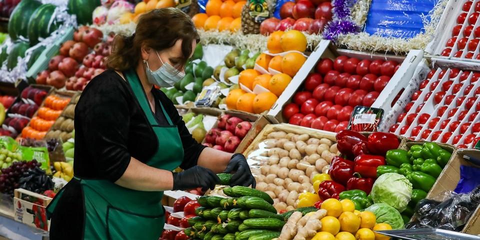 В пандемию завозные овощи стали стоить дороже из-за ограничительных мер.