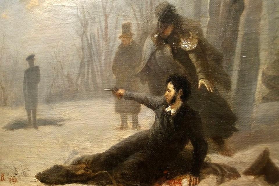 Версия: Пушкин не погиб на дуэли, а умер от туберкулеза
