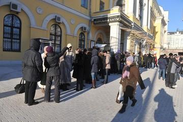 Билеты в Большой и Малый театр, как и в оба МХАТа будут продавать по-старинке
