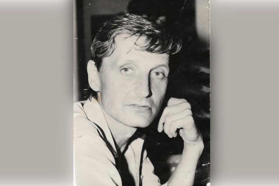 Владас Грачев. Фото: архив семьи