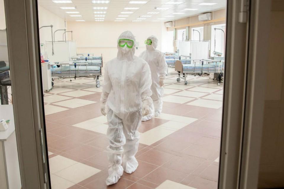 Изменился социальный портрет пациентов с коронавирусом. ФОТО: Дмитрий РЫЖАКОВ, правительство Ивановской области