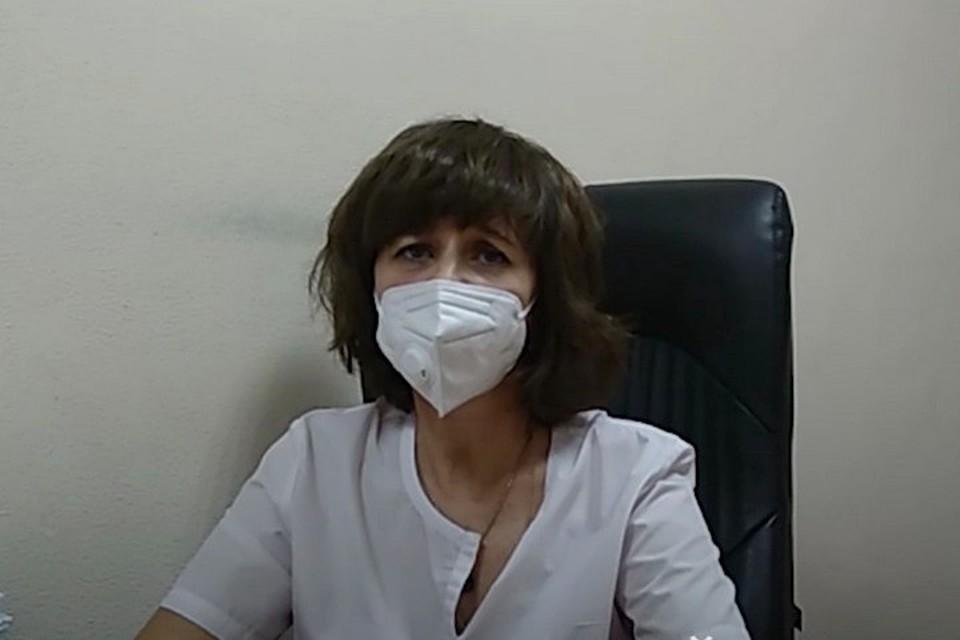 При каких симптомах кузбассовцам нужно обращаться к врачам. ФОТО: кадр видео оперативного штаба