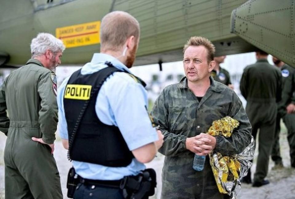 Убивший журналистку датский изобретатель попытался сбежать из тюрьмы, угрожая взорвать бомбу