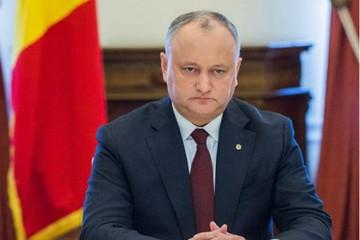 Игорь Додон объяснил, как будут спровоцированы досрочные парламентские выборы в Молдове
