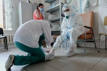 Средняя зарплата врача в Санкт-Петербурге составила 122 тысячи рублей
