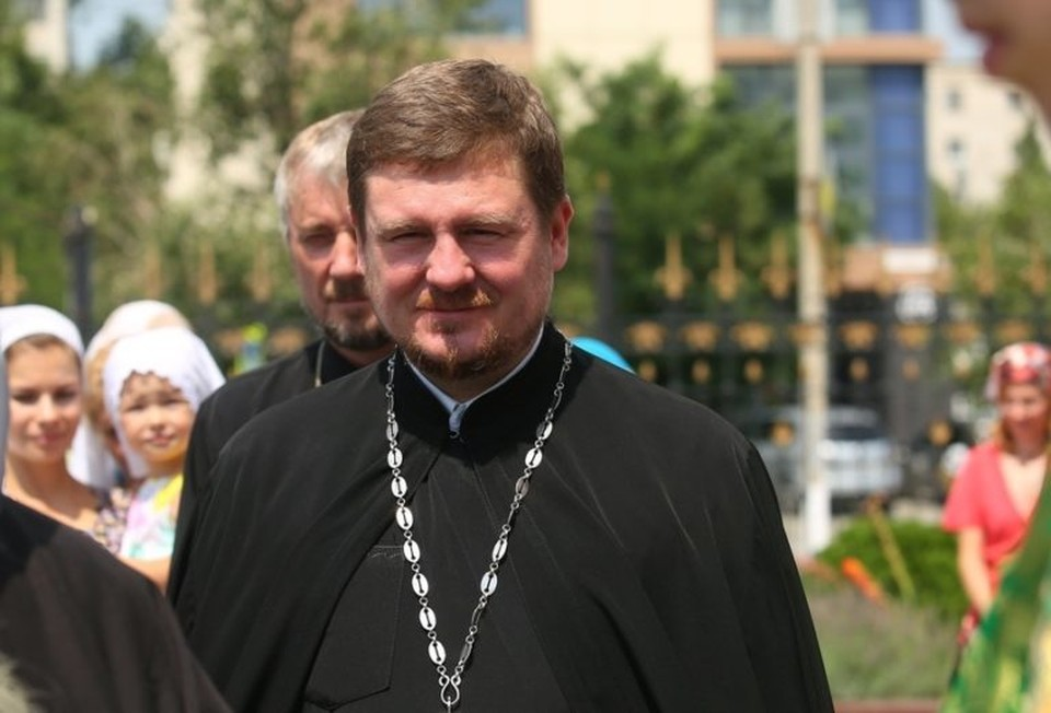 Батюшка Виктор Кириенко описал, как пережил коронавирус и что ему помогло. Фото Волгоградской епархии.