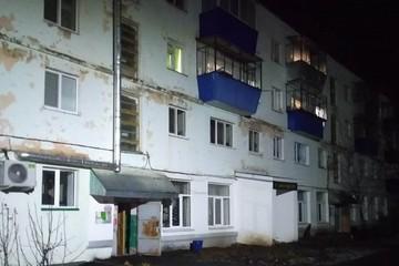 В Татарстане хлопок газа снес стену между квартирами, пострадал мужчина