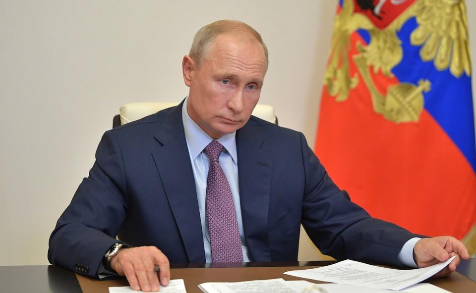 Путин заявил об отсутствии планов вводить жёсткие ограничения в стране.