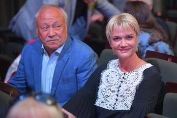 Светлана Хоркина впервые показала маленького сына от 64-летнего генерала