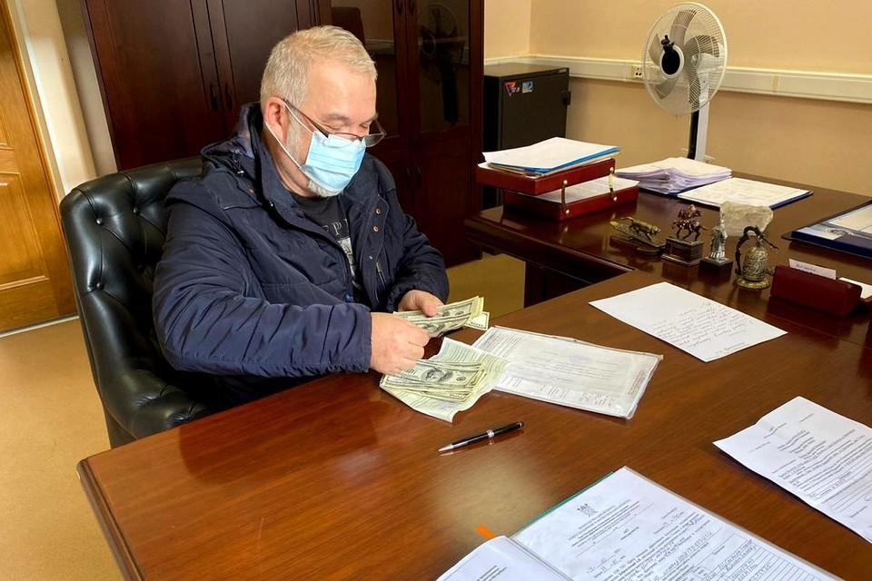 Мужчина 18 лет не мог найти деньги Фото: Комитет по контролю за имуществом СПб