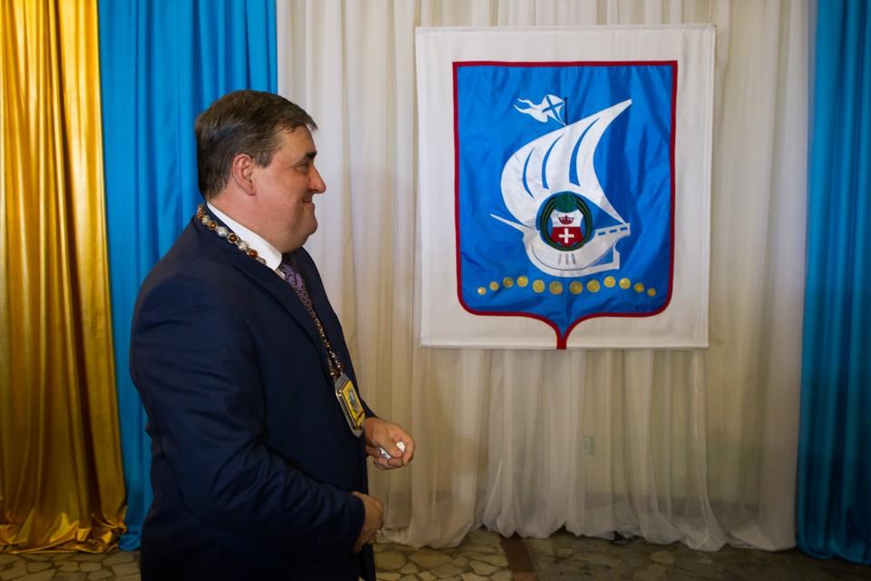 Глава Калининграда уходит в отставку по собственному желанию