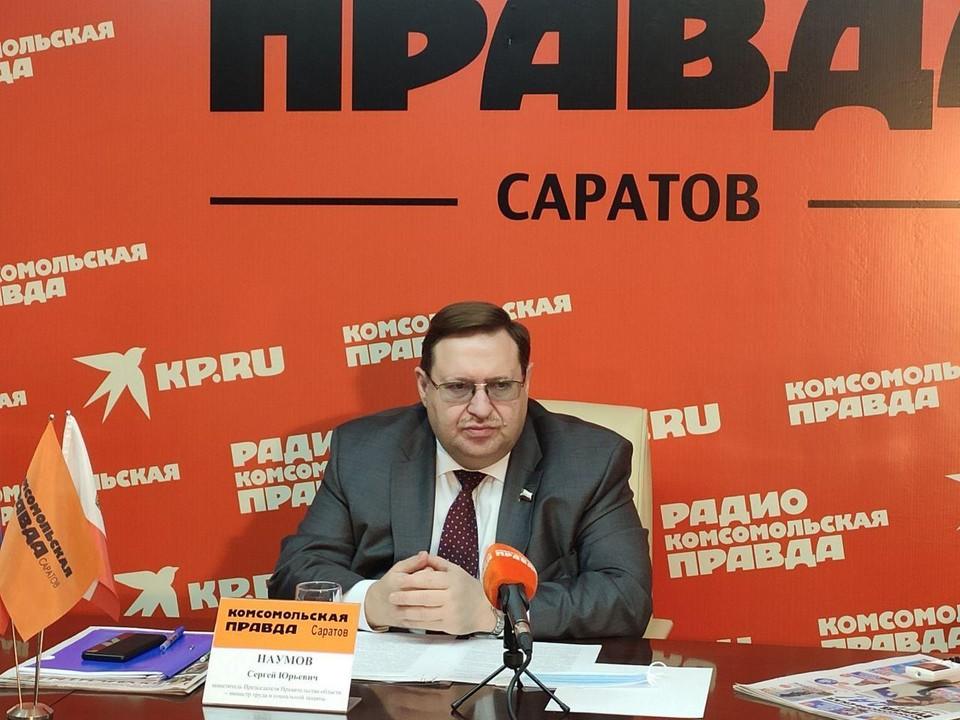 Зампред правительства Саратовской области Сергей Наумов заявил, что при таком спросе на лекарства они не достанутся тем, кто в них нуждается