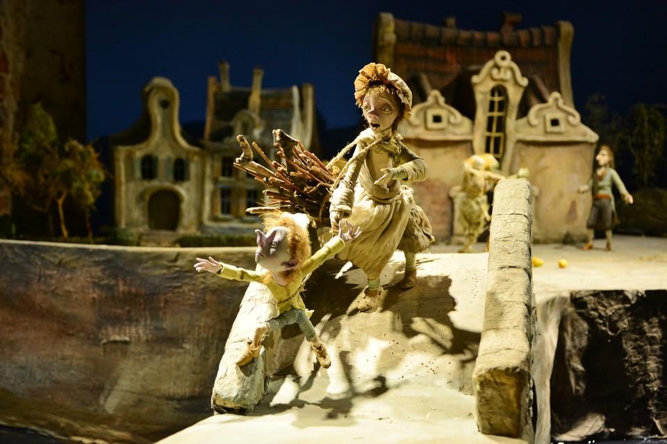Куклы, декорации и эскизы полнометражного мультфильма «Гофманиада», выпущенного студией «Союзмультфильм» два года назад, передали в дар нашему музею.