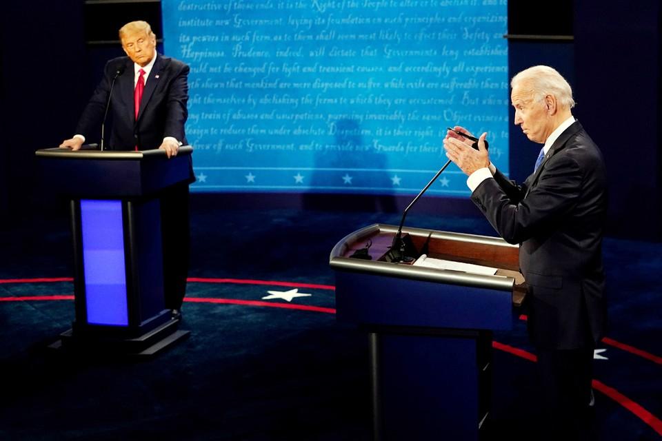 Трамп обвинил Байдена в получении от России денег