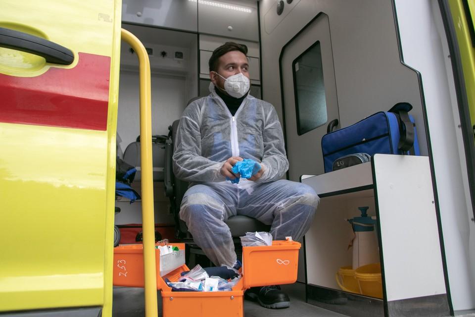 «Хотел ли уволиться? Каждый день!»: как живут и работают уфимские медики в коронавирус
