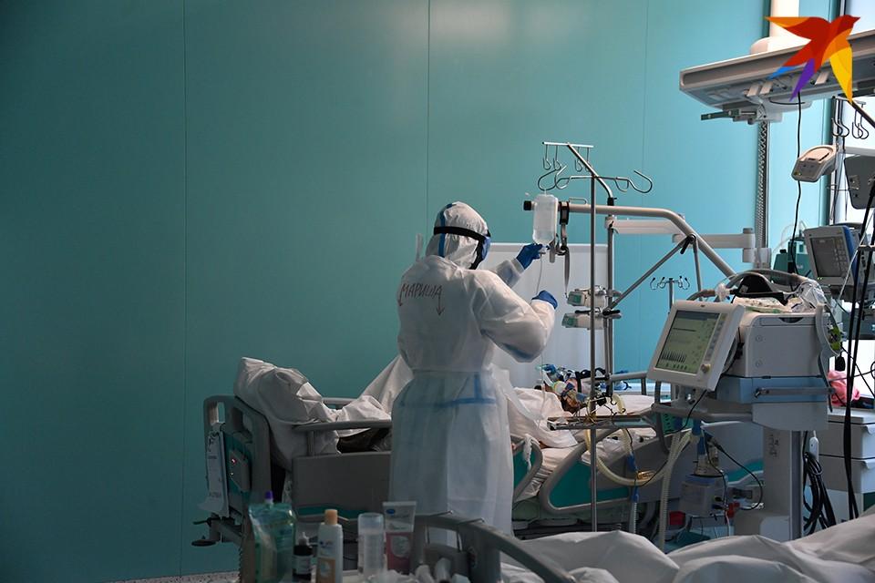 По данным оперативного штаба при правительстве региона за 23 октября, в регионе от новой инфекции скончались 268 человек.