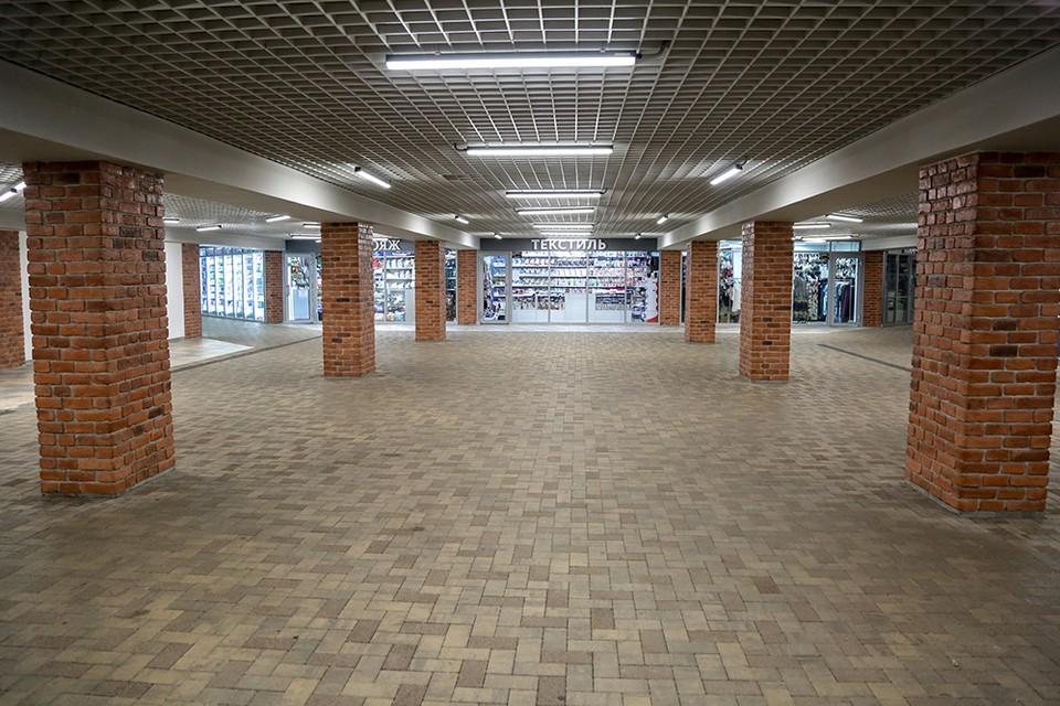 В Воронеже два подземных перехода отремонтируют за счет городского бюджета