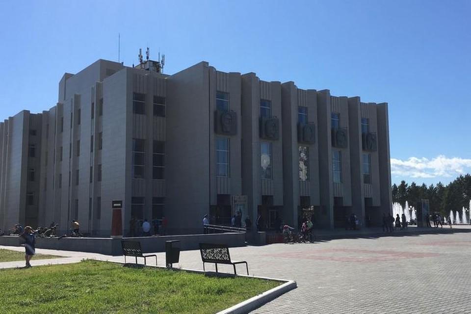 В Комсомольск-на-Амуре приехал старейший театр Алтая