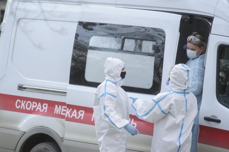 Всего с начала пандемии в Свердловской области COVID-19 подтвердился у 33 952 человек.