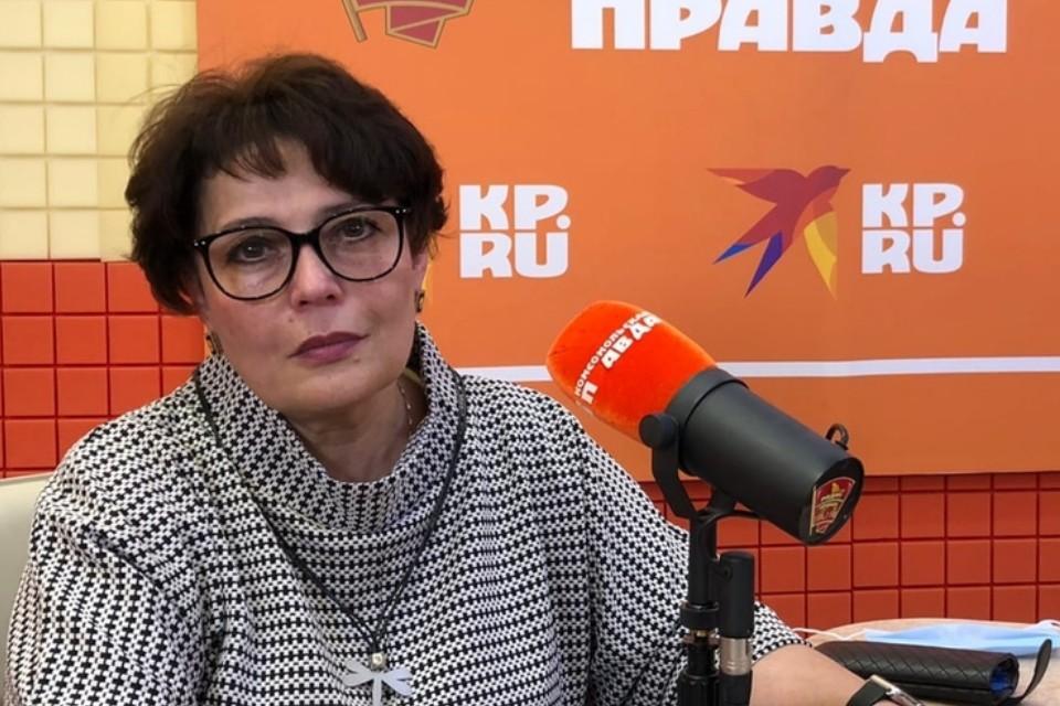 Главный инфекционист Ставрополья Галина Ткаченко