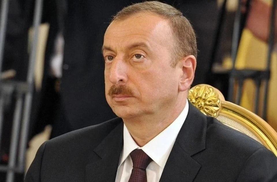 Алиев заявил о готовности Азербайджана остановить боевые действия, если Армения прекратит огонь