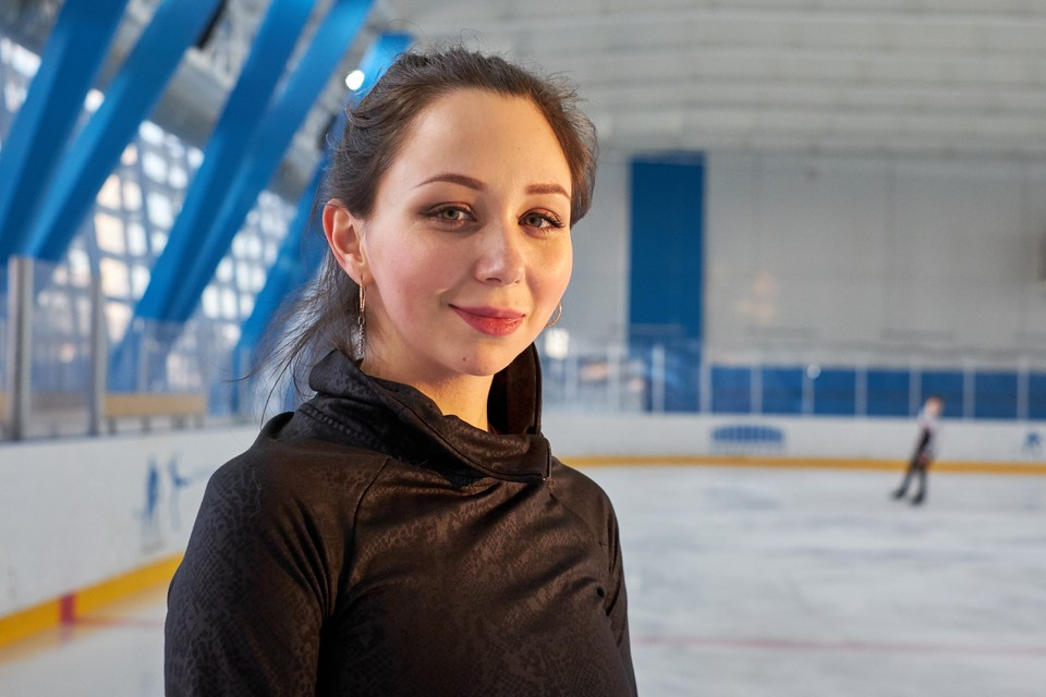 Слуцкая считает Щербакову фавориткой этапа Кубка Российской Федерации вСочи