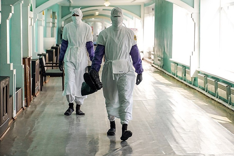 Продолжает расти число умерших от инфекции