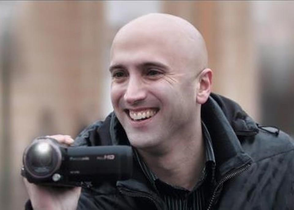 Грэм признался, что впервые не сможет побывать в Донбассе за все время войны. Фото: личный архив Грэма Филлипса