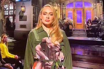 «Лучшая реклама развода»: Феноменально похудевшая Адель дебютировала как телеведущая