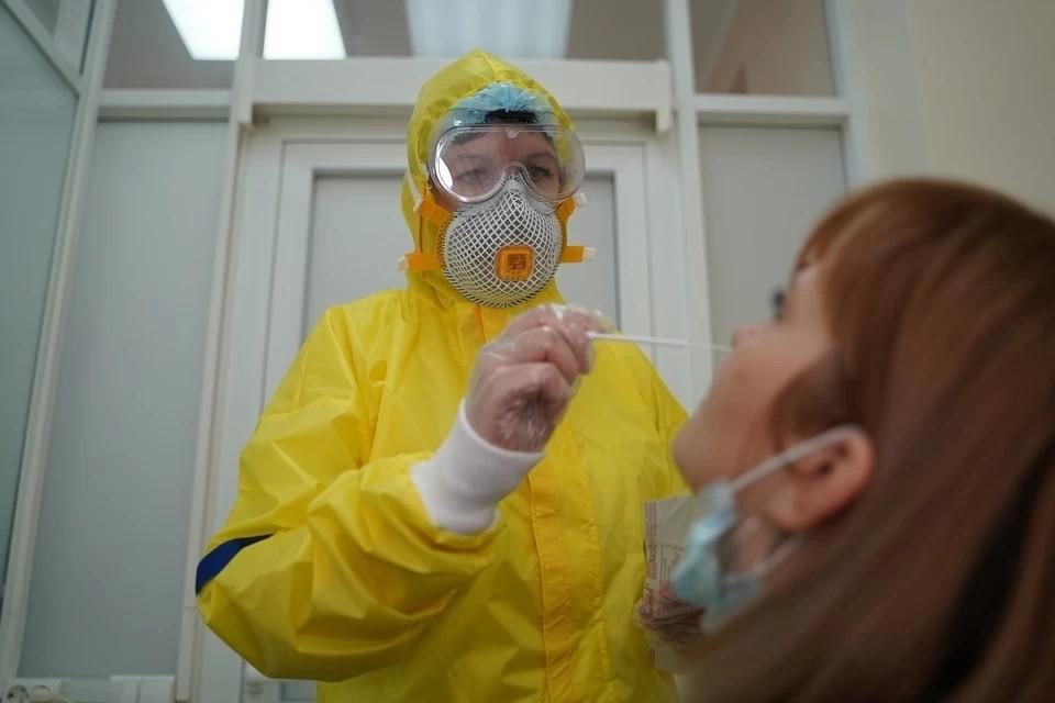 В Ставропольском крае растет число умерших от коронавируса