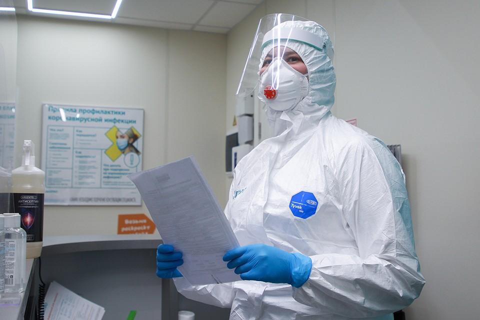 215 случаев заражения коронавирусом зарегистрировали в Иркутской области за сутки